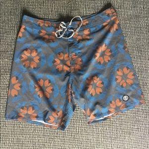 Captain Fin Board Shorts